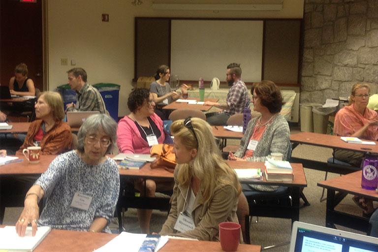 Sustainability Across the Curriculum Workshopp